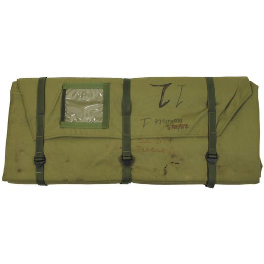 British Army SA80 air transport weapon roll sniper Mat
