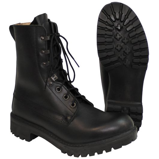 British Army Issue USED Assault Boots