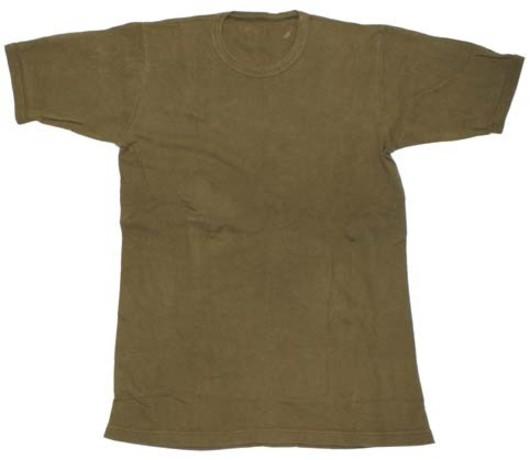 British Army issue T shirt