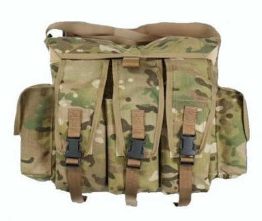 Combat Utility Bag Multi Terrain Camouflage pattern