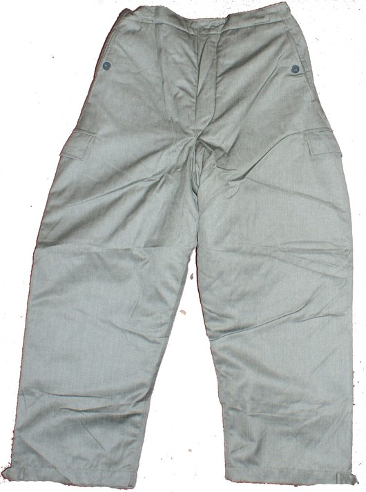 Czech Army Winter Trousers