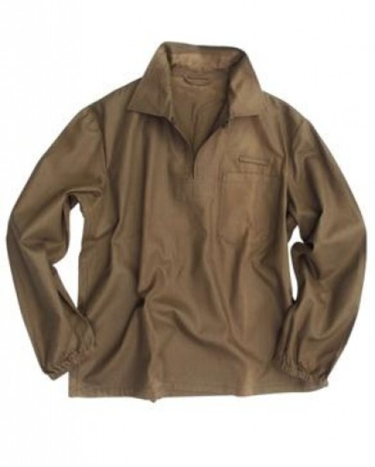 Czech m92 Bushcraft Field Shirt
