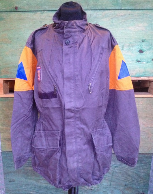 Danish Civil Defence Tactical Jacket