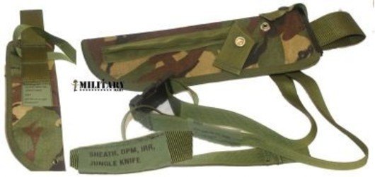 British jungle machette sheath