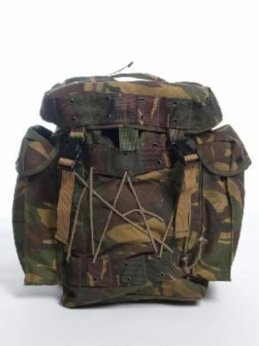 Dutch DPM patrol pack