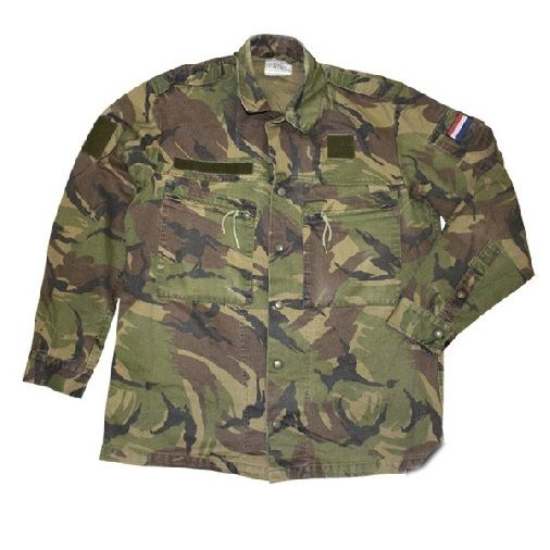 Dutch DPM Field Jacket
