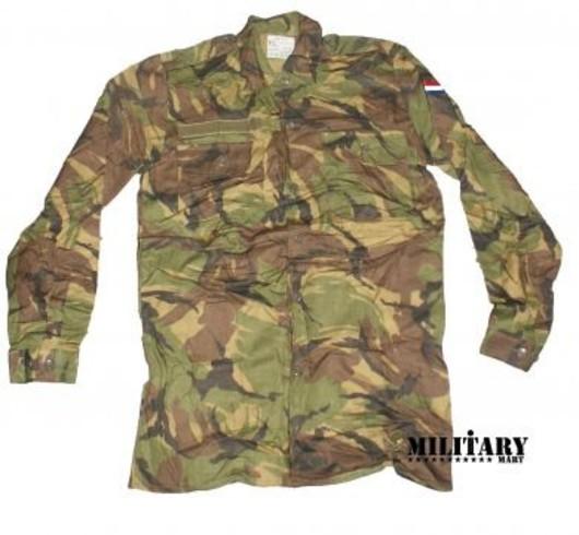 Dutch DPM Combat shirt