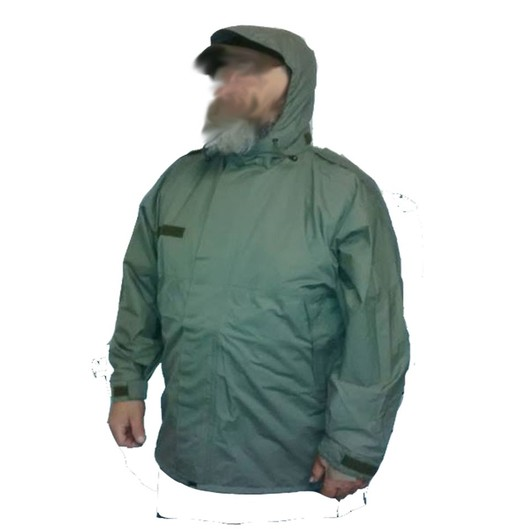 Dutch Waterproof  breathable Bush Jacket