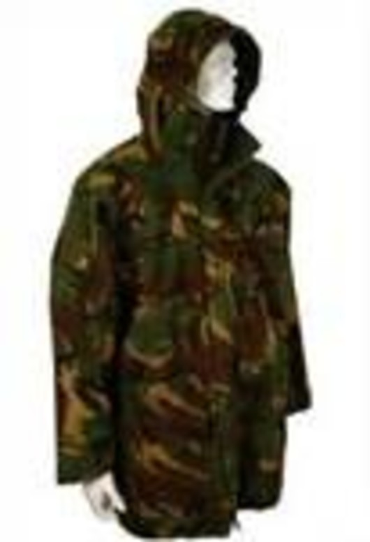 Dutch Army BiLaminate Goretex Jacket