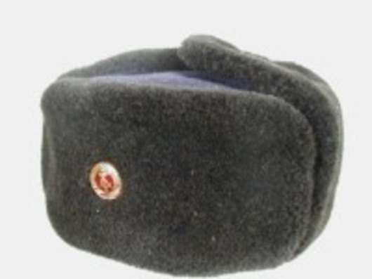 East German Cossack Hat