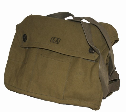 Finnish Respirator Bag