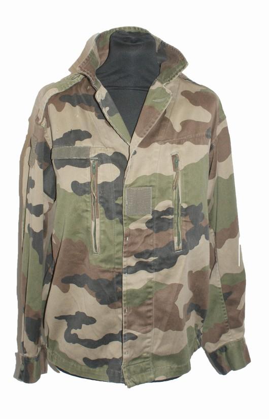 French army f2 camo Jacket