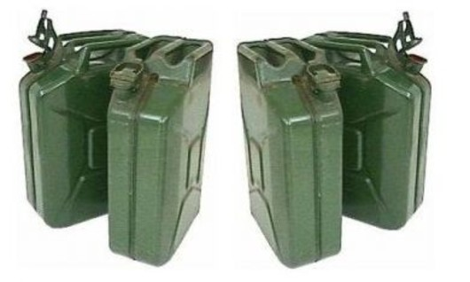 Genuine Army Issue Jerry Can Heavy Duty