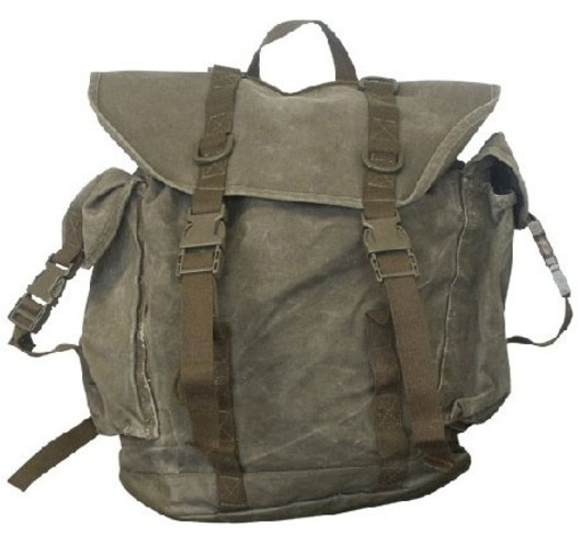 German Army 25L Mountain Rucksack