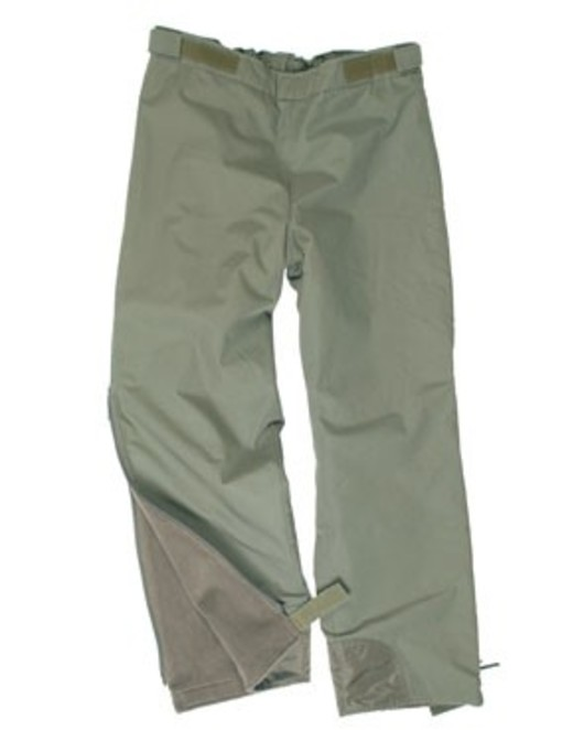 German Olive Cold Weather Protection Trousers