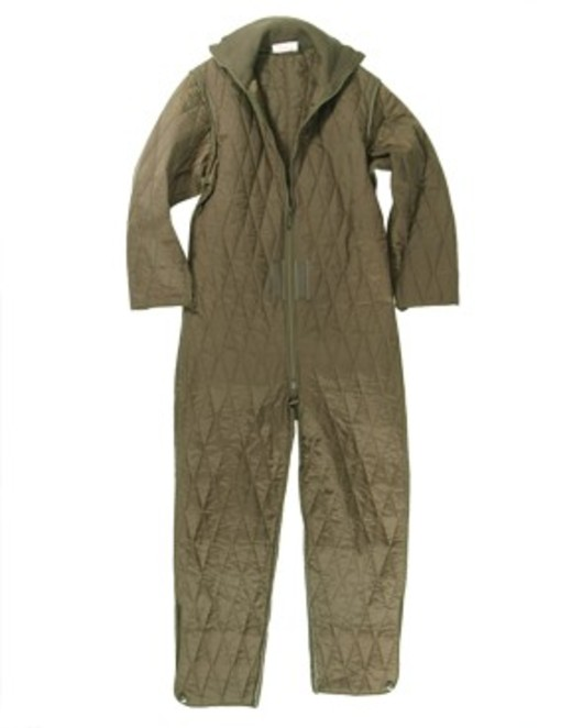 German Quilted Tank Coverall