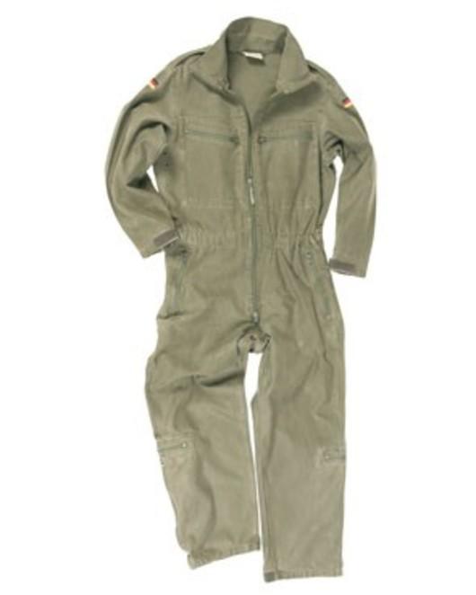 German Olive Tank suit
