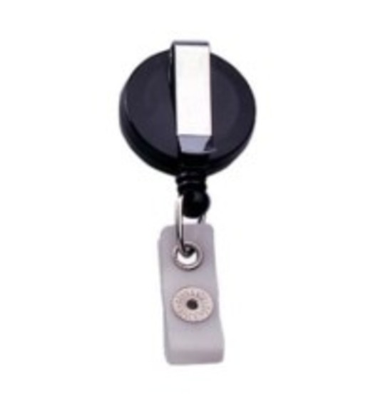 Retractable Handcuff Key Reel
