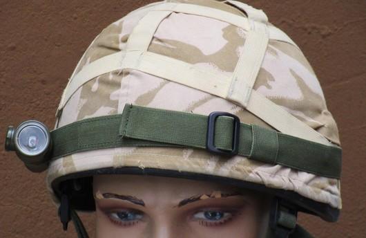 Headband Personal Combat Torch
