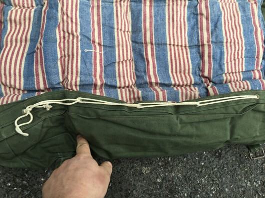 Polish Army SWAG Sleeping Mat type 11