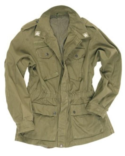 Italian field jacket
