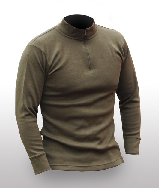 Italian army Norgee type thermal top