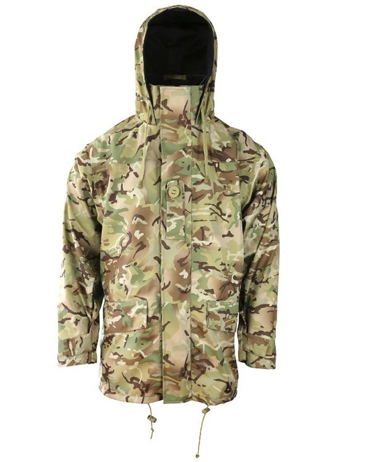 MTP - BTP MVP Waterproof Permable Jacket