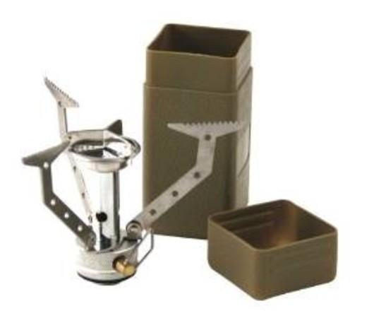 Commando Compact Gas Stove