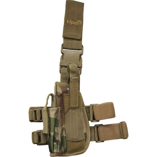 Left Handed Tactical Leg Holster