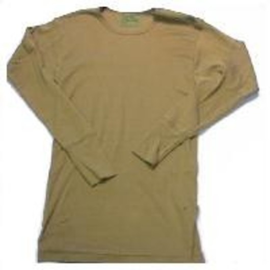 British Army Long Sleeve Vest