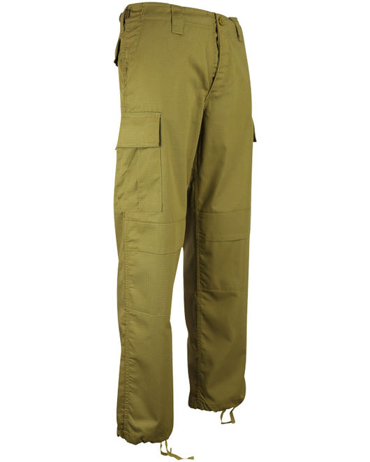 Special Ops Ripstop BDU M65 Trousers - Coyote
