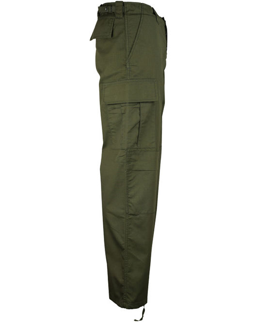 Special Ops Ripstop BDU M65 Trousers Olive