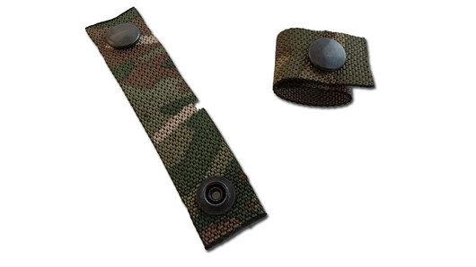 MTP Molle Webbing 90 Strap with Pop Studs for British Osprey