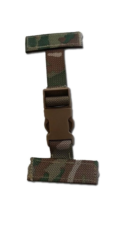 MTP Molle Webbing  T Strap with Quick release for British Osprey