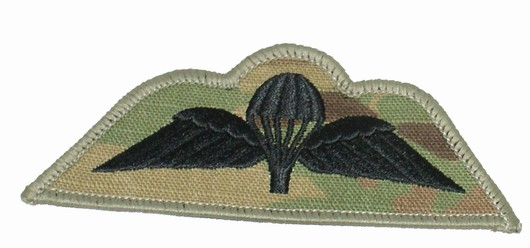 Para Wings Multicam MTP Black Thread