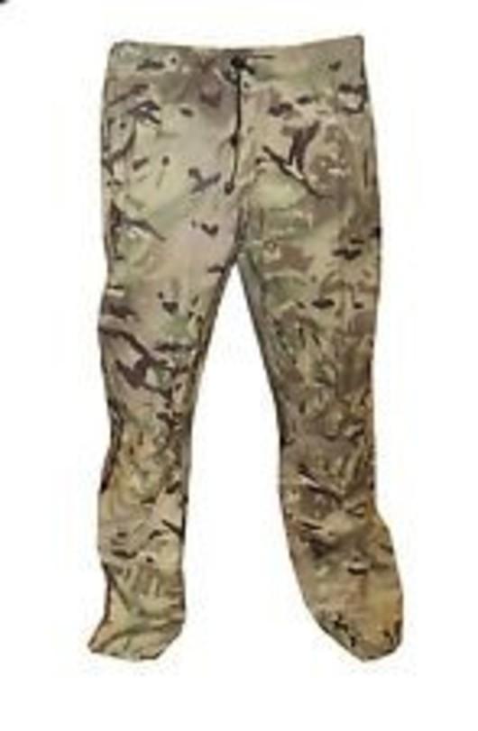 British army MTP PCS Waterproof Goretex trousers