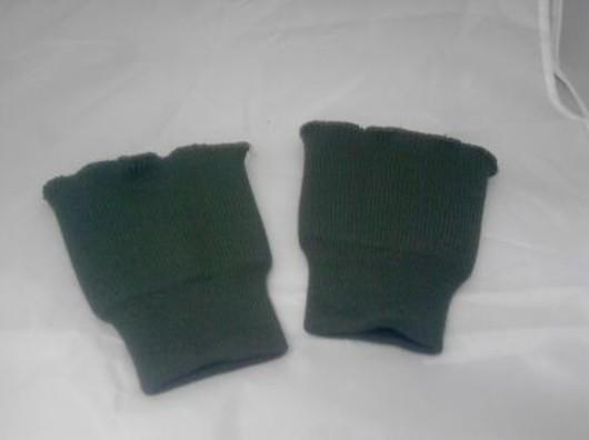 British Army Military Green Para Cuffs