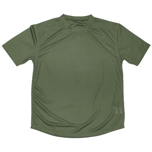 British Army Olive Cool wicking T Shirt