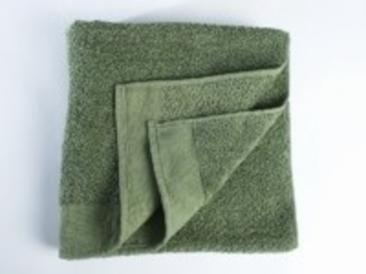Army Issue Olive Green Towel