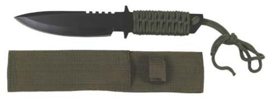 Para Cord Survival Knife