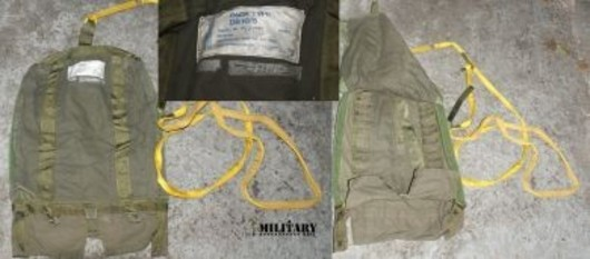 British army issue Parachute bag