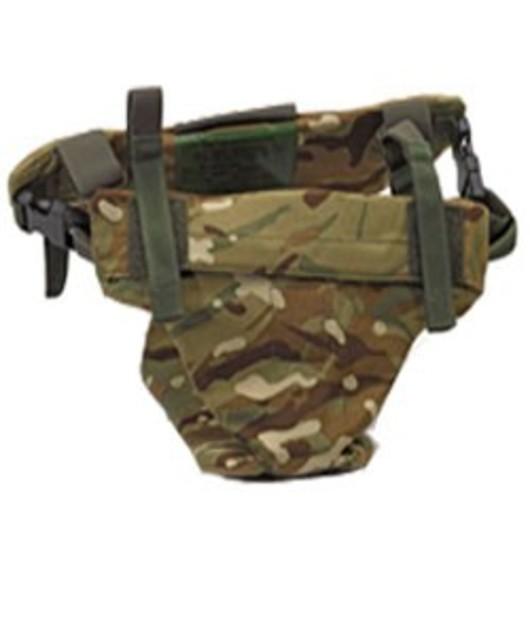 MTP Pelvic Protection shorts  Combat Nappy
