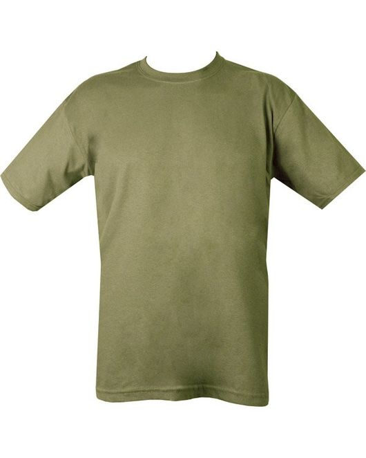 Plain Olive Green Tshirt