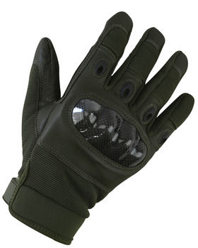 Predator Tactical Gloves - Olive Green