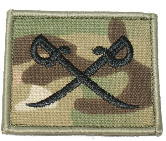 PT Instructor TRF Patch MulticamÂ