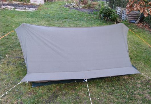 French Army F1 Tent