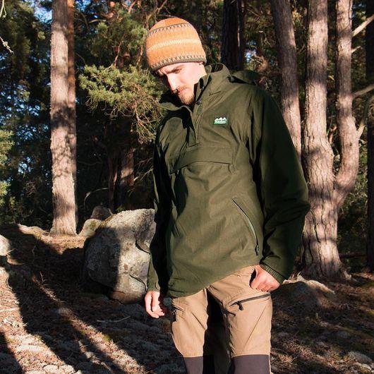 Ridgeline Pintail Explorer Smock - Olive
