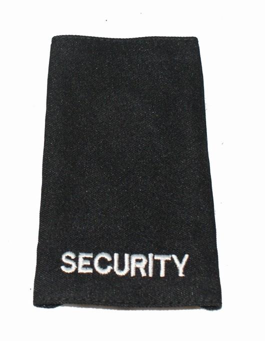 Pair Security Epaulettes