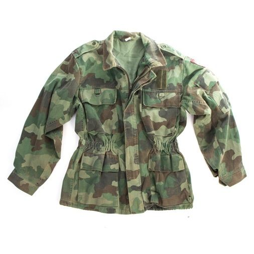 Serbian Field Jacket