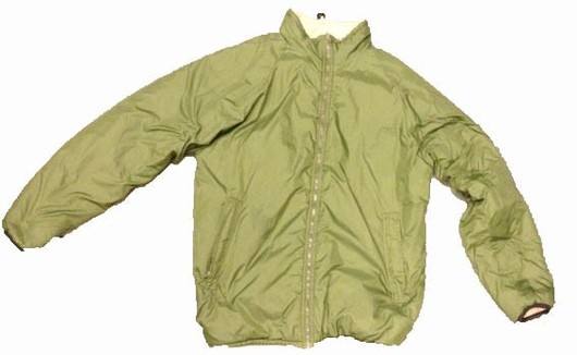 British Army reversible Softie Jacket